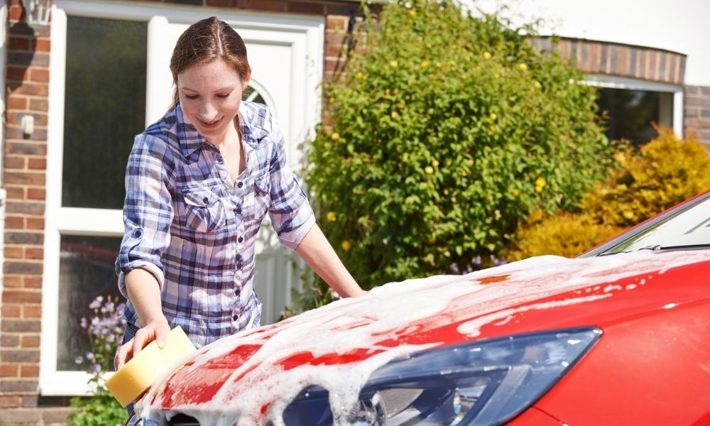 following a regular cleaning scheme for your car will help maintain its health and keep you caring for your car.