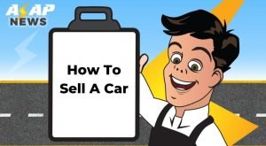 how to sell a car