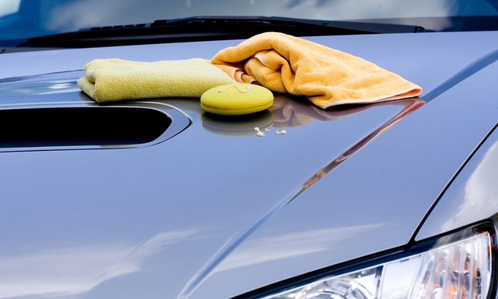 how to polish your car